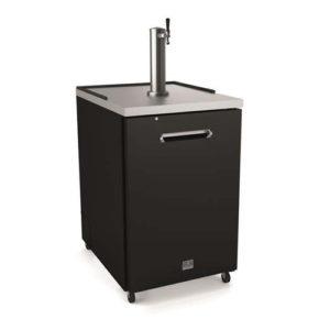 Kelvinator KCHBBD1D1T 25″ Single Door Beer Dispenser Refrigerator With Single Tab Tower