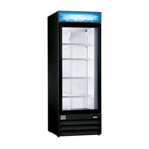 Kelvinator KCHGM26R 28'' One Door Glass Refrigerator Merchandiser