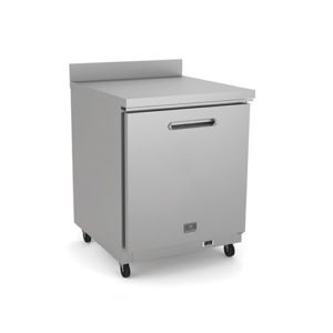Kelvinator KCHUCWT27F 28″ 1 Door Worktop Freezer