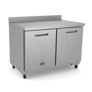 Kelvinator KCHUCWT60R 60″ 2 Door Worktop Refrigerator