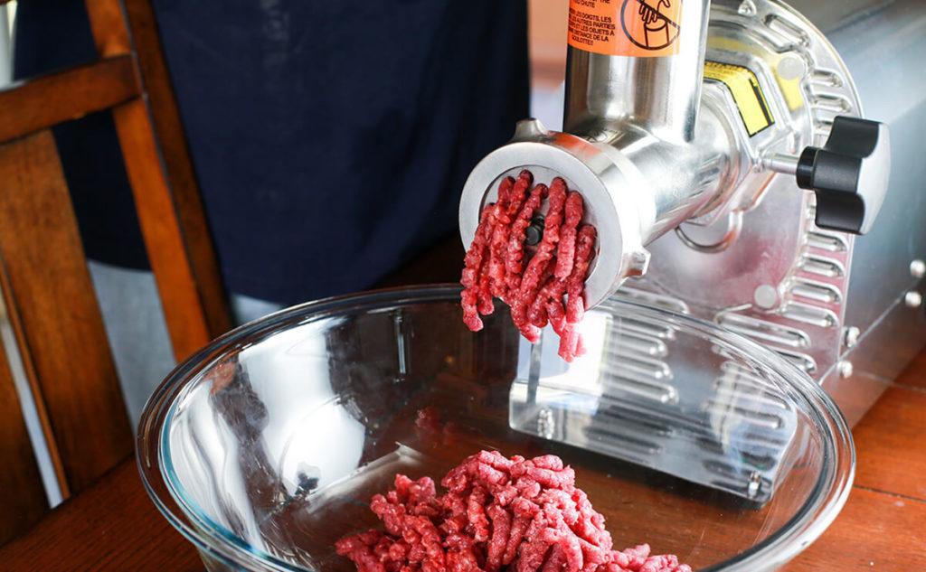 Meat Grinder Maintenance