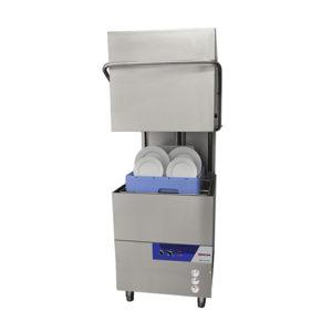 Omcan CD-GR-1500 High Temperature 58 Racks / Hour Door Type Dishwasher