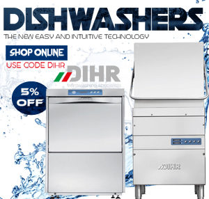 DIHR Commercial Dishwashers Vancouver BC Canada