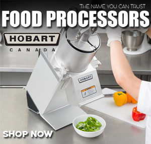Hobart Commercial Food Processors Vancouver BC Canada