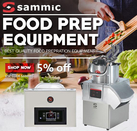 Shop Sammic Food Preparation Equipment Vancouver