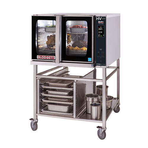 Blodgett HVH-100G-SGL Single Full Size Propane Gas Hydrovection Oven