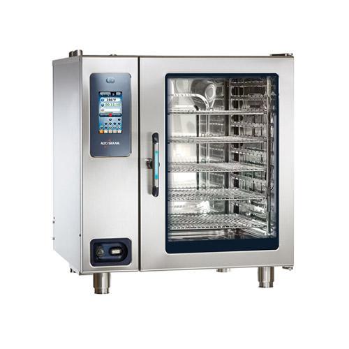 Alto-Shaam CTP6-10E 7 Pan Half Size Electric Combi Oven - 3Ph, 208V
