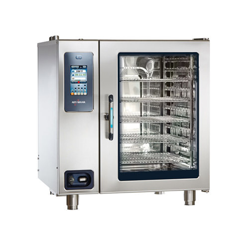 Alto-Shaam CTP7-20E 8 Pan Full Size Electric Combi Oven - 3Ph, 240V