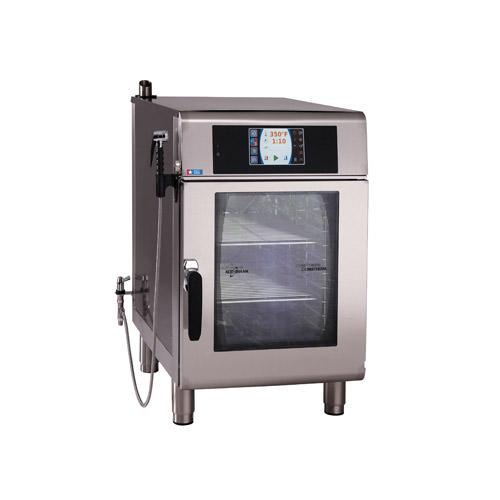 Alto-Shaam CTX4-10E Express 10 Pan Half Size Electric Combi Oven - 1Ph, 240V