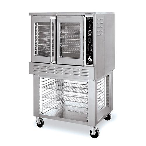 American Range ME-1 Single Bakery Depth Full Size Electric Convection Oven - 3Ph, 208V