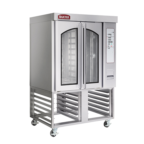 Baxter OV310G Natural Gas Mini Rotating Rack Convection Oven