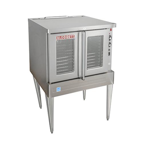 Blodgett SHO-100-E-SGL Single Standard Depth Full Size Electric Convection Oven - 1Ph, 240V
