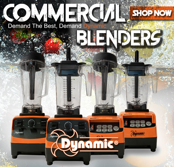 Shop Dynamic Commercial Blenders Vancouver