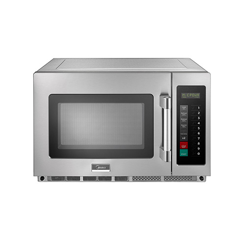 Midea 1834G1A 1800 Watts Digital Control Heavy Duty Commercial Microwave Oven