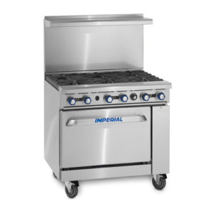 Imperial-IR-6-Certified Used Restaurant Equipment Vancouver