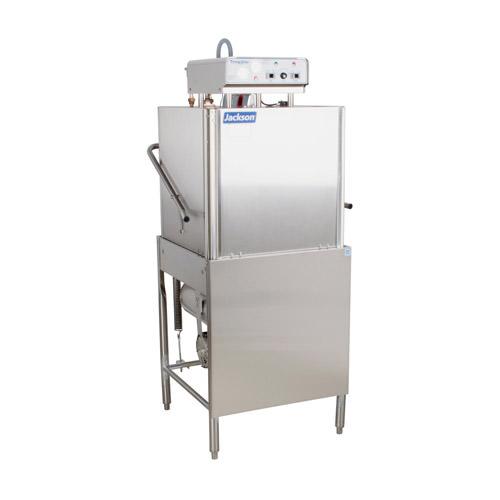 Jackson TEMPSTAR-HH High Temperature 53 Racks / Hour Door Type Dishwasher - 3Ph, 208V