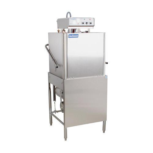 Jackson TEMPSTAR-HH High Temperature 53 Racks / Hour Door Type Dishwasher - 3Ph, 240V