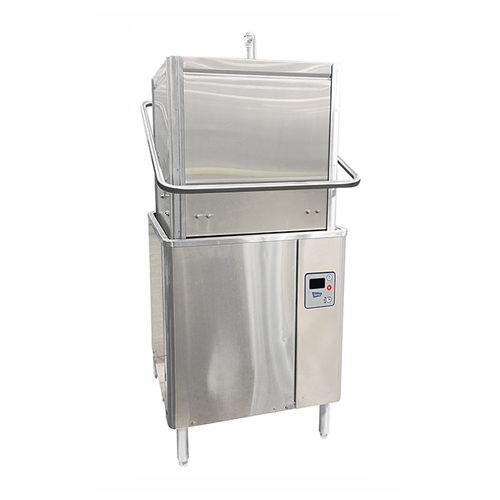 Stero SD3 High Temperature 58 Racks / Hour Door Type Dishwasher - 3Ph, 240V