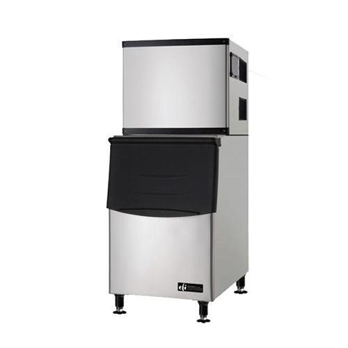 EFI IM-500 500 Lb Cube Ice Machine With Bin