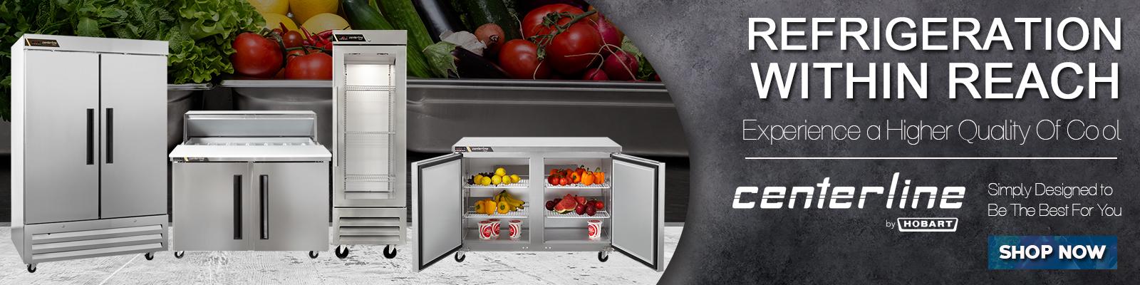 Centerline Commercial Refrigeration, Commercial Refrigeration Equipment