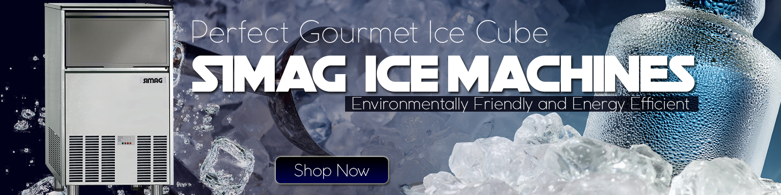 Simag Commercial Ice Machine, Commercial Restaurant Equipment