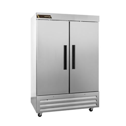 """Centerline CLBM-49F-FS 54"""" 2 Door Reach In Freezer"""