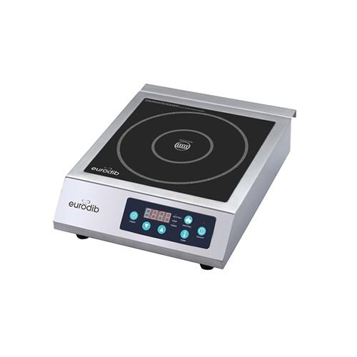 Eurodib CI1800 Countertop Induction Cooker / Range - 120V, 1800W
