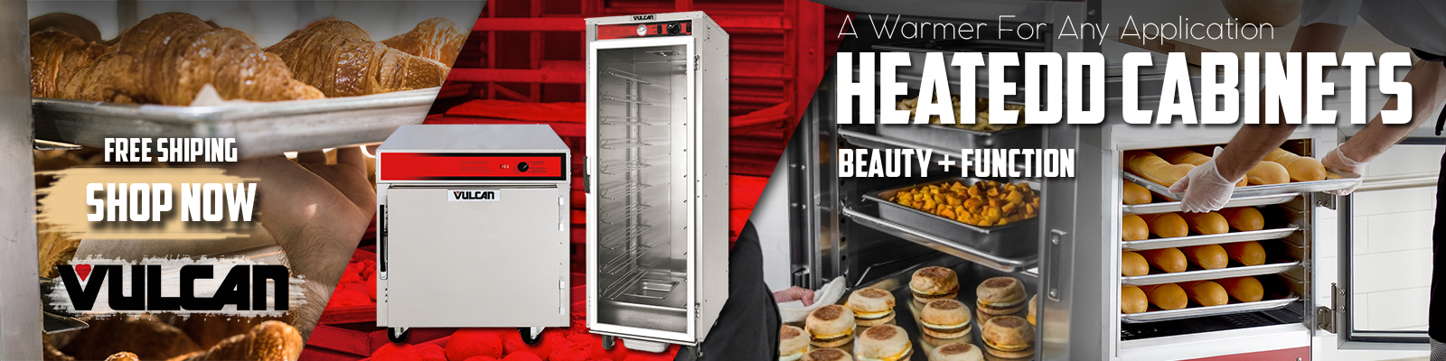 Vulcan Commercial Hot Holding Cabinet, Commercial Hot Holding Proofer